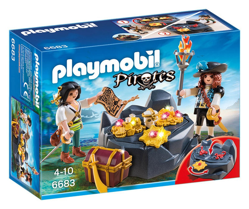Playmobil - Pirates: Pirate Treasure Hideout