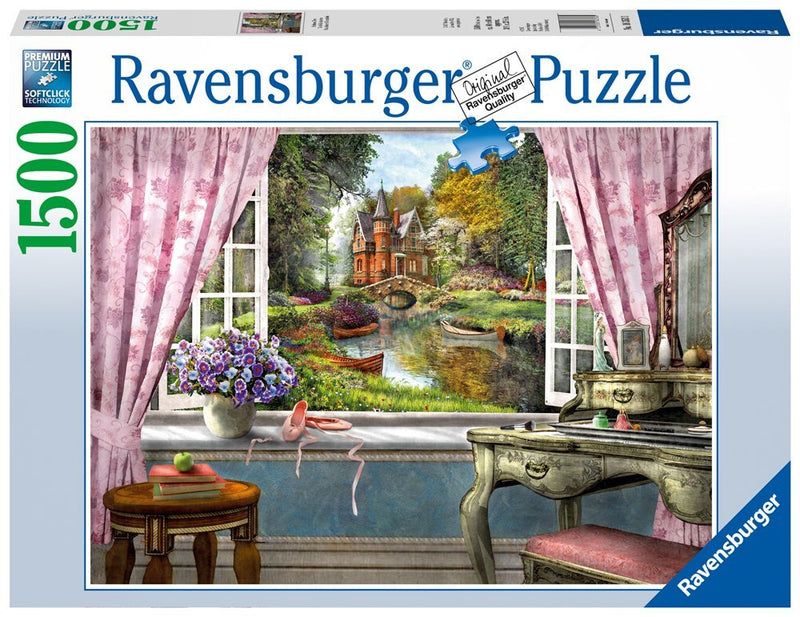 Ravensburger - Bedroom View 1500 Piece Puzzle