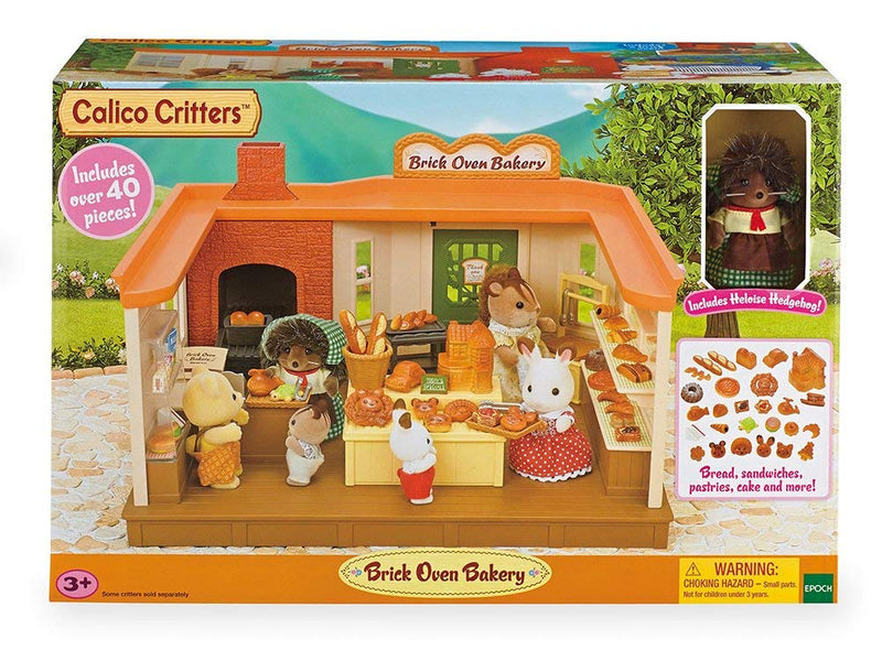 Calico Critters - CC1723 | Brick Oven Bakery