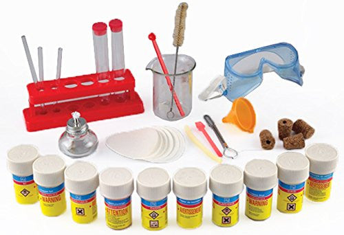 Elenco EDU-36734 Chemistry Lab Kit