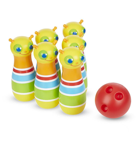 Melissa & Doug 6685 Giddy Buggy Bowling Set