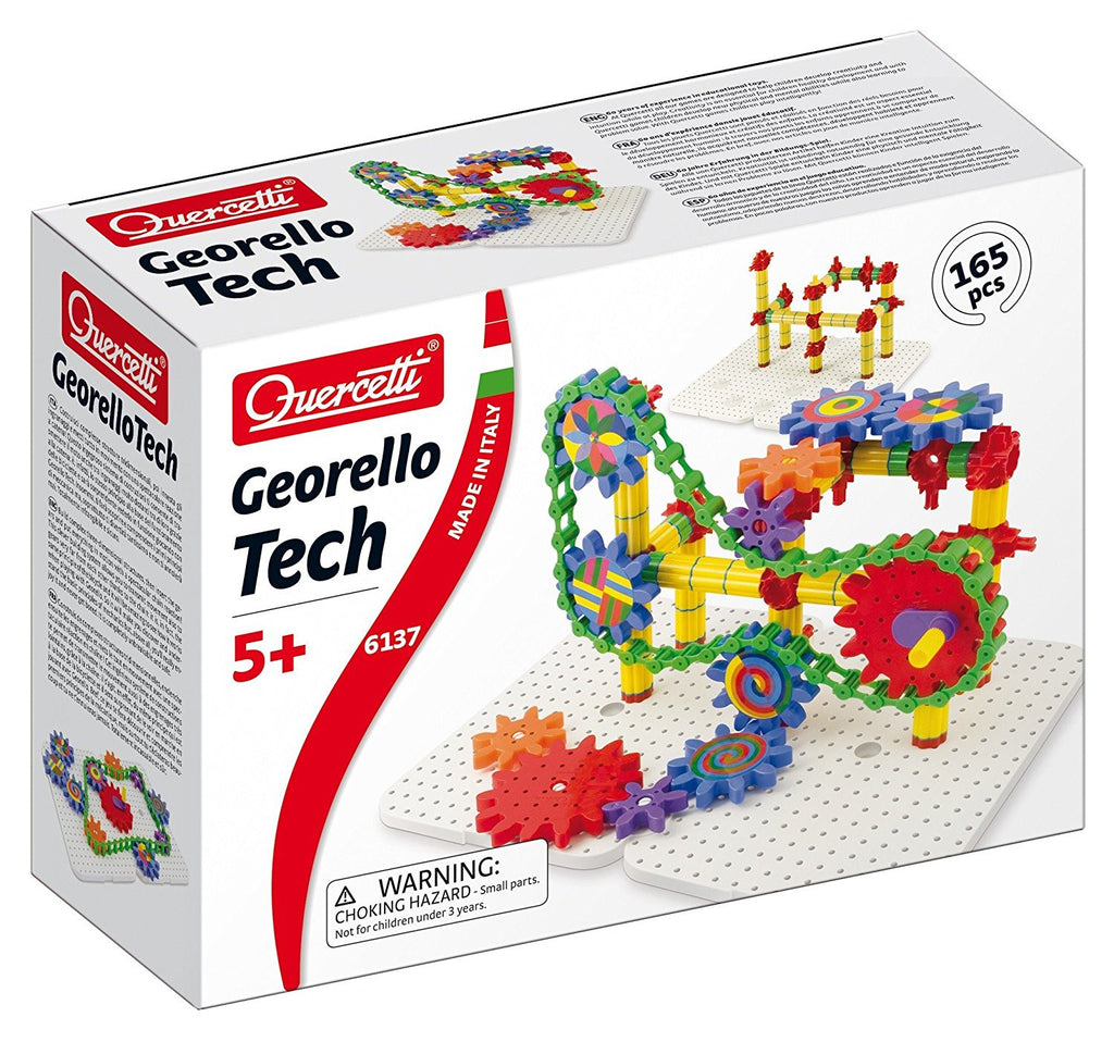 Quercetti Georello Tech 165 Pieces - 6137
