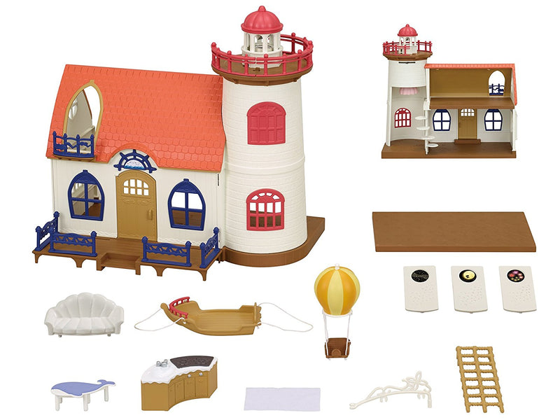 Calico Critters - CC1743 | Starry Point Lighthouse Set
