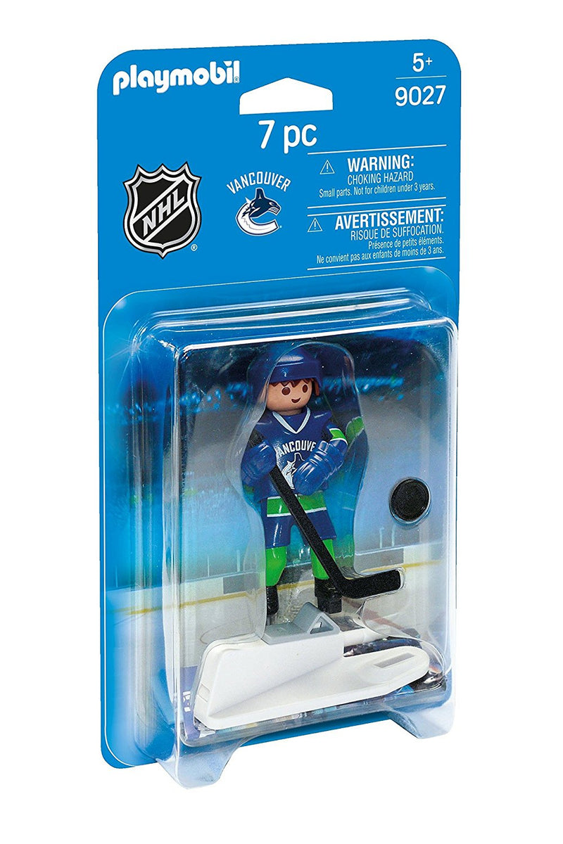 Playmobil - 9027 | NHL: Vancouver Canucks Player