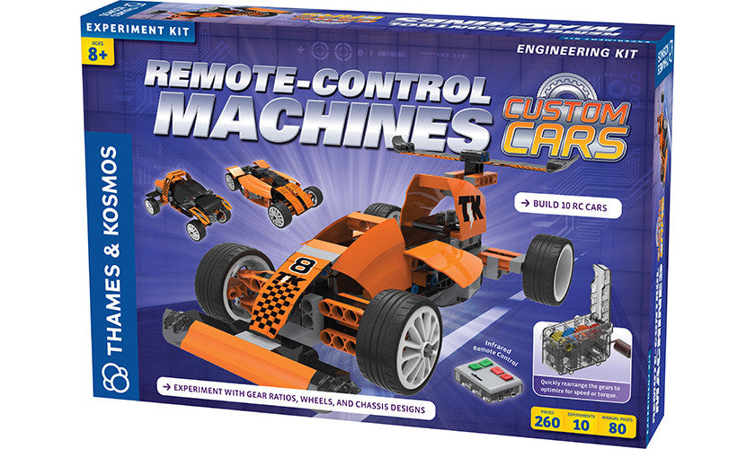 Thames & Kosmos Signature Remote-Control Machines Custom Cars - 620376