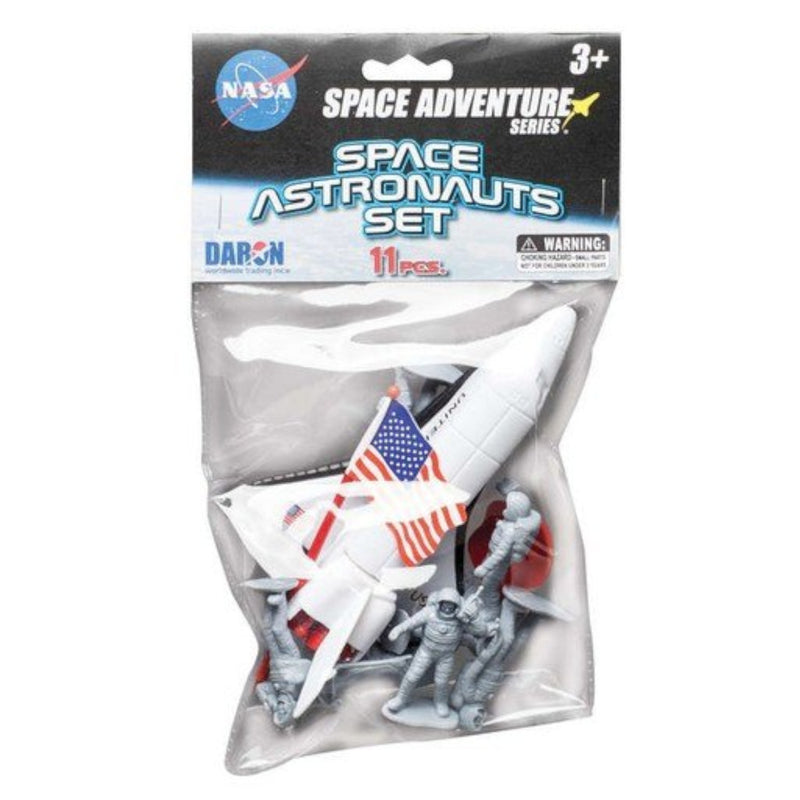 DARON WORLDWIDE - HF99990A | Space Astronauts 11 Pc Set in a Bag