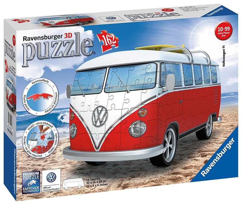 162 Piece Puzzle VW Bus T1 - 12516
