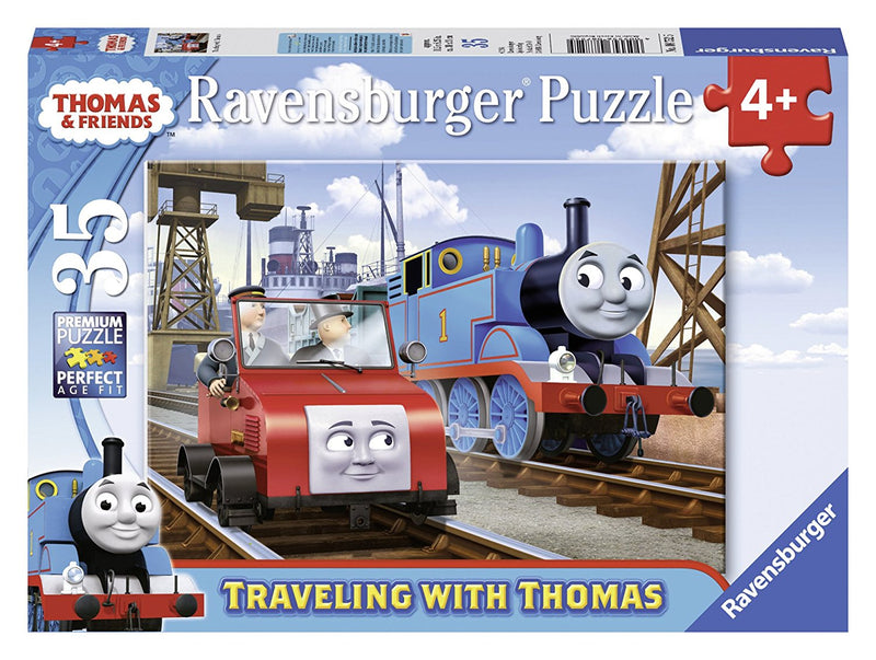 Ravensburger - Travelling Thomas Puzzle