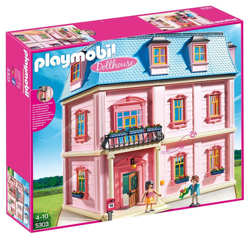 Playmobil - 5303 | Dollhouse: Deluxe Dollhouse