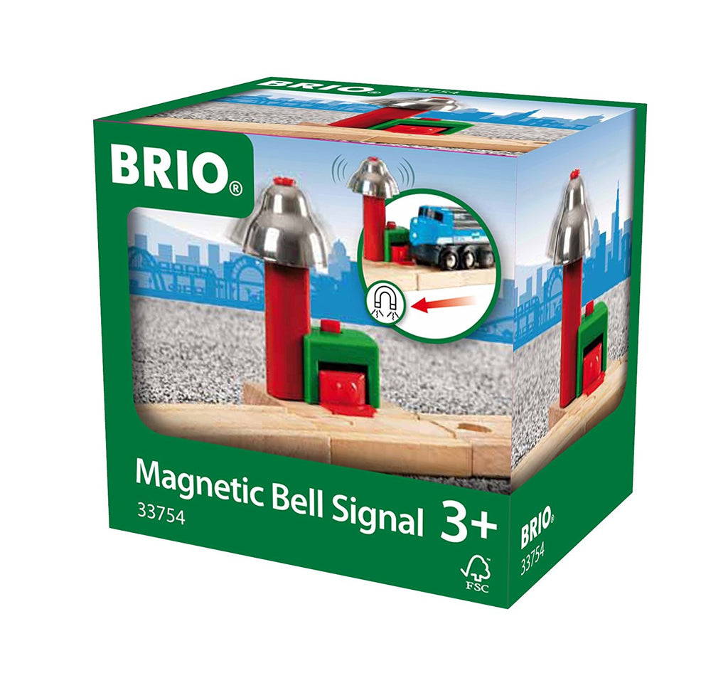 BRIO - 33754 | Magnetic Bell Signal