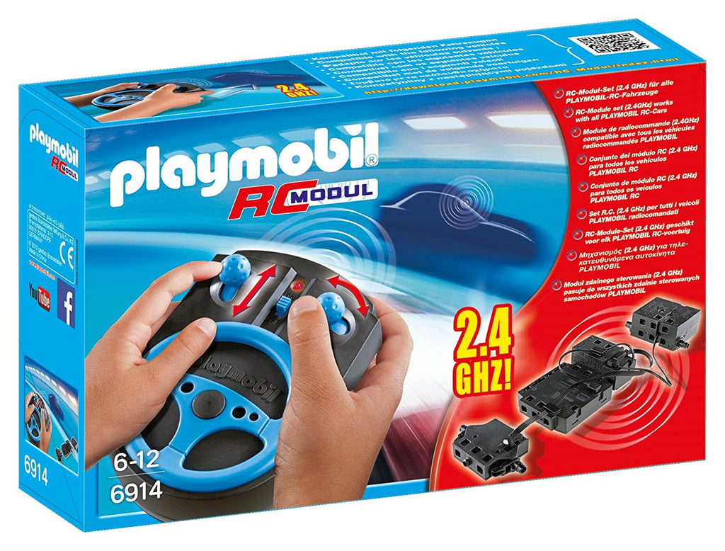 Playmobil - RC Module: Remote Control Set 2.4 GHz