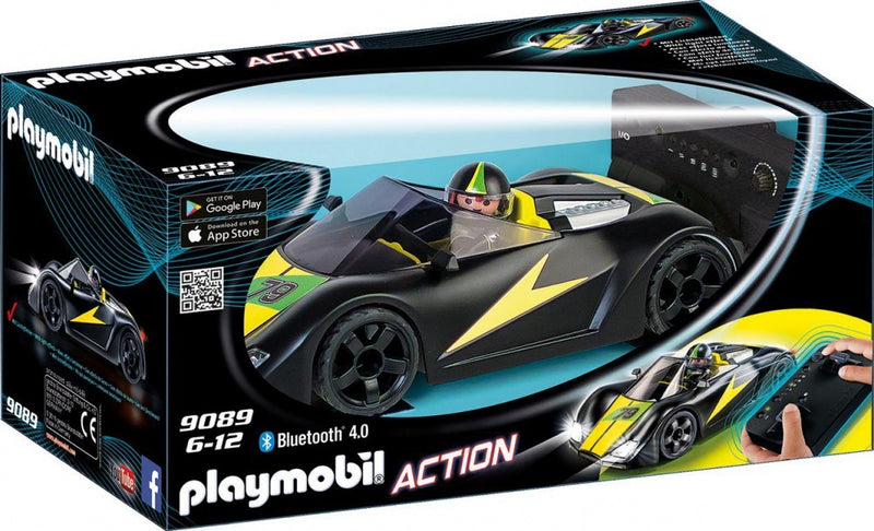 Playmobil - 9089 | Action: RC Turbo Racer