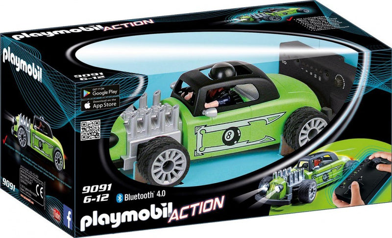 Playmobil - 9091 | Action: RC Roadster