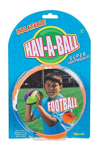Toysmith Inflatable Football Hav-A-Ball