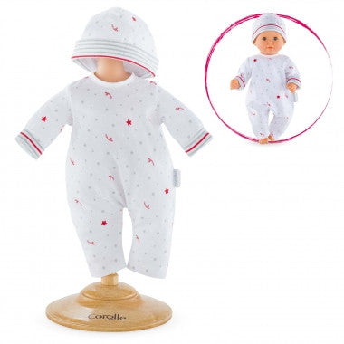 Corolle FBY590 Pajamas Little Star For 12-Inches Baby Doll