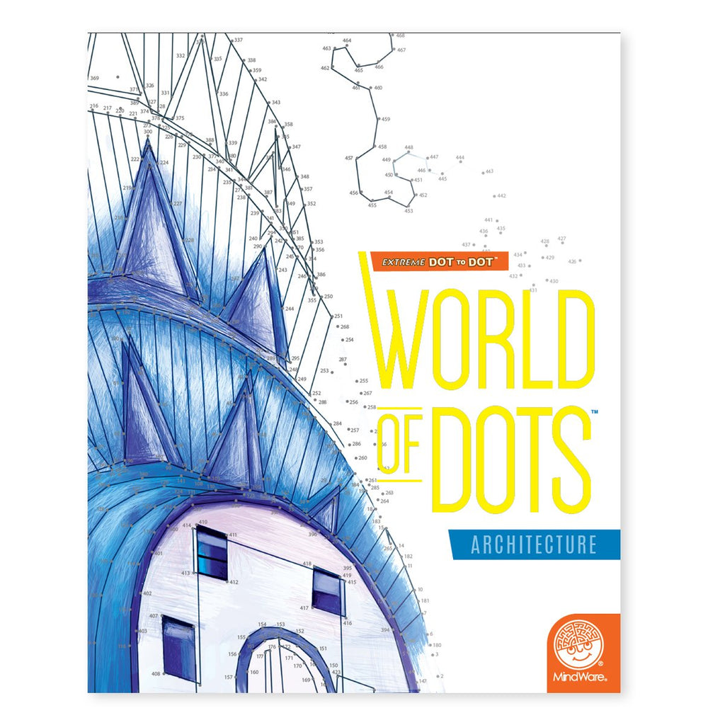 MindWare - MB-82081 | Extreme Dot to Dot - World of Dots: Architecture