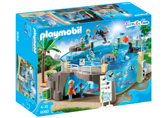Playmobil - 9060 | Family Fun: Aquarium