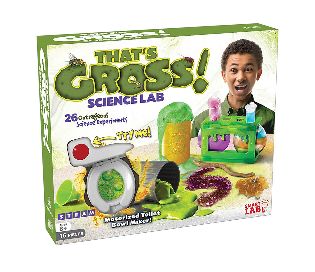 SmartLab - LAB-296 | That's Gross Science Lab
