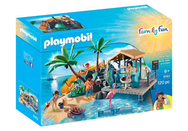 Playmobil - Family Fun: Island Juice Bar