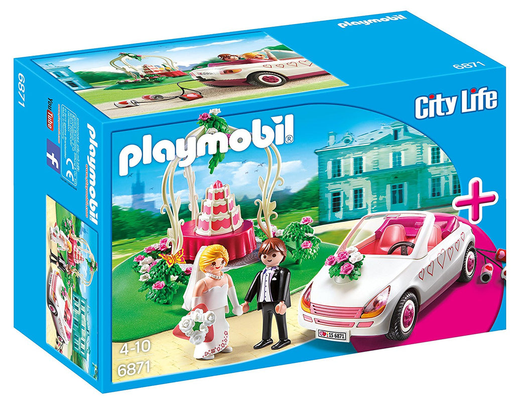 Playmobil - City Life: Wedding Celebration