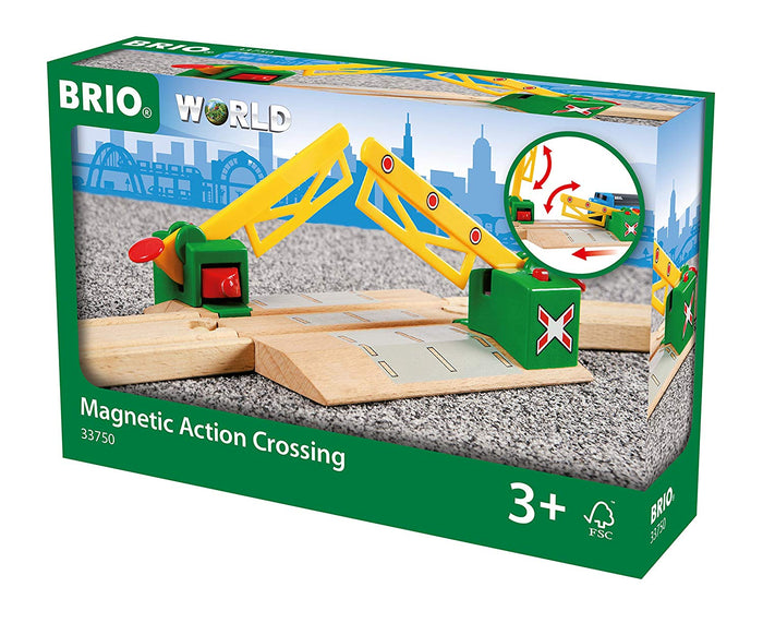 BRIO - 33750 | Magnetic Action Crossing