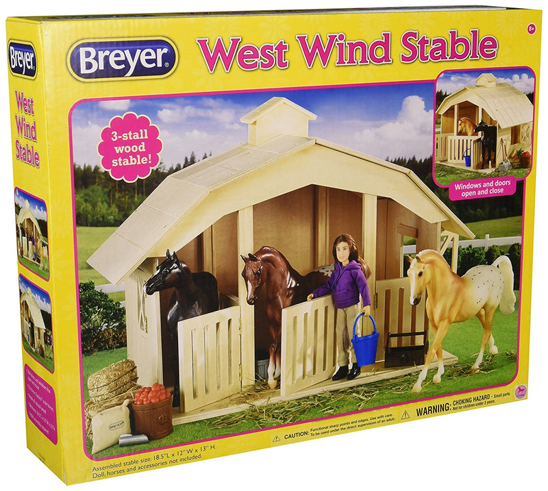 Breyer - 701 | Classics: West Wind Stable