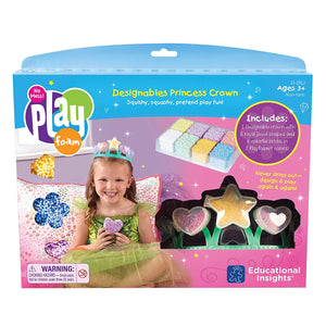 Educational Insights - EI1912 | Playfoam Designables: Princess Crown