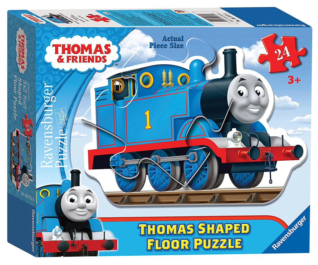 Ravensburger - 05372 | Thomas & Friends: Thomas The Tank Engine - 24 PC Floor Puzzle