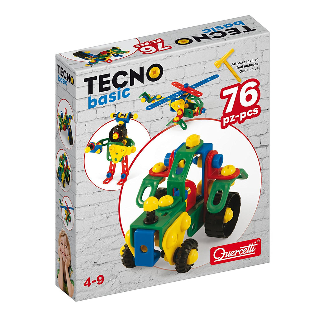 Tecno Basic 76 pieces