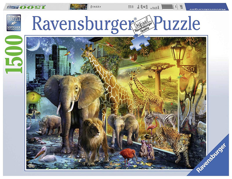 Ravensburger - 16362 | The Portal (1500 Piece Puzzle)