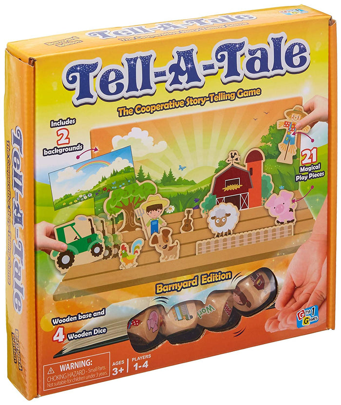 Getta 1 Games - GT-4146 | Tell-A-Tale: Barnyard Edition