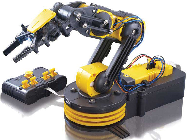 OWI Incorporated: Robotic Arm Edge - Wired Control Robotic Arm Kit