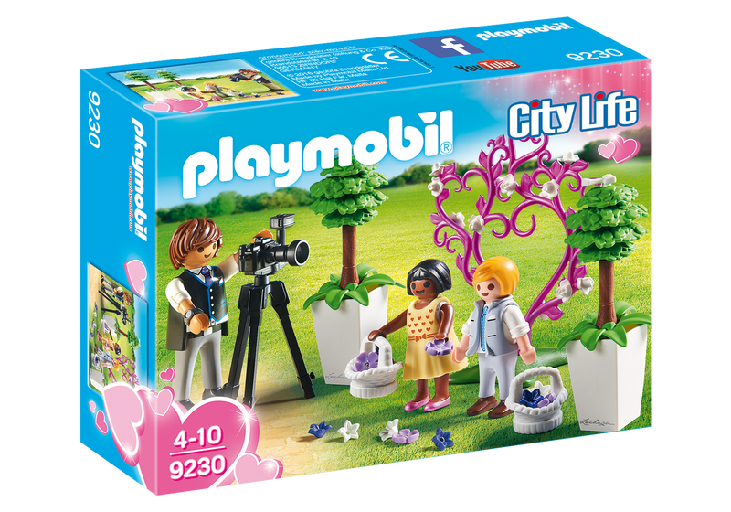 Playmobil - 9230 | City Life: Children And Photographer