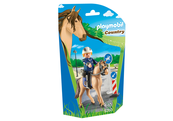 Playmobil - 9260 | Country: Mounted Police