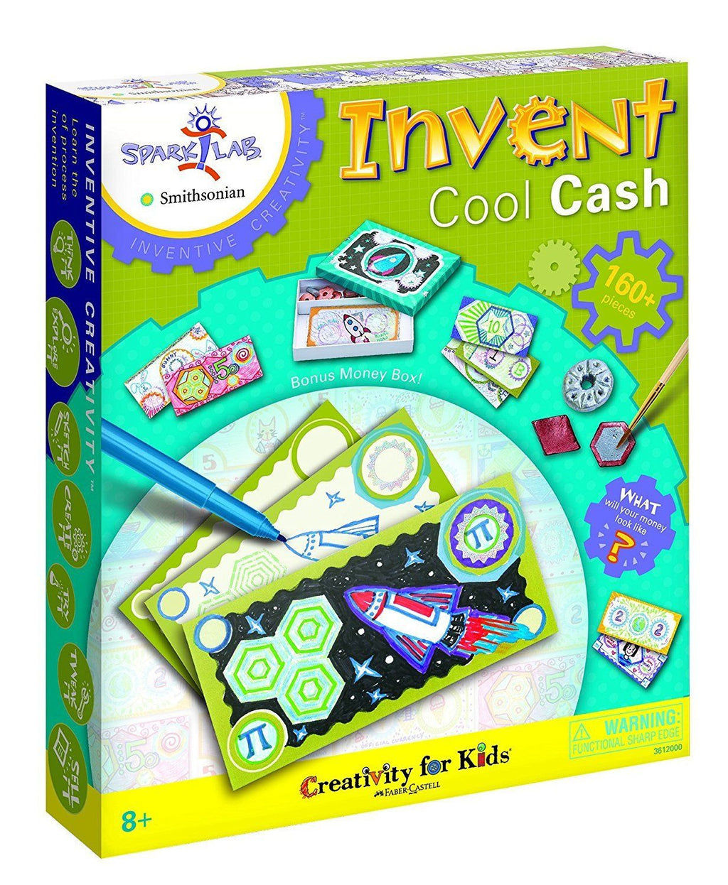 Not Lego Tagged Crafts Castle Toys Snap Circuits Jr Select Green Elephant Creativity For Kids 3612000 Spark Lab Invent Cool Cash