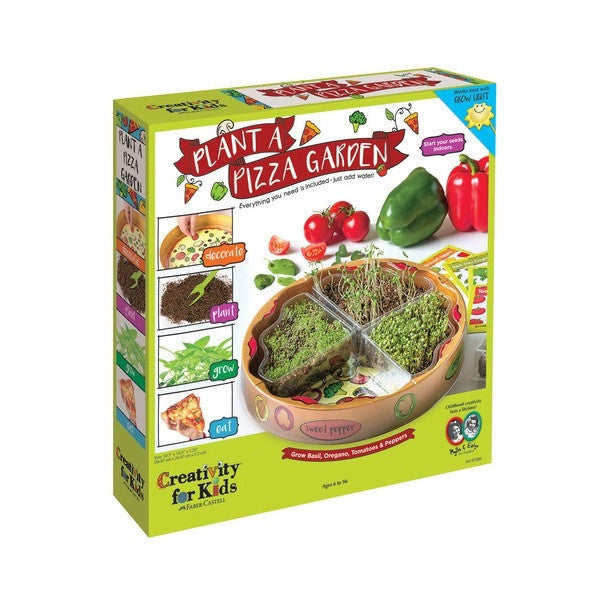 Creativity For Kids Plant A Pizza Garden - 6147