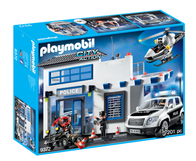 Playmobil - 9372 | City Action: Police Station