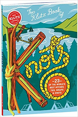 Klutz The Book Of Knots