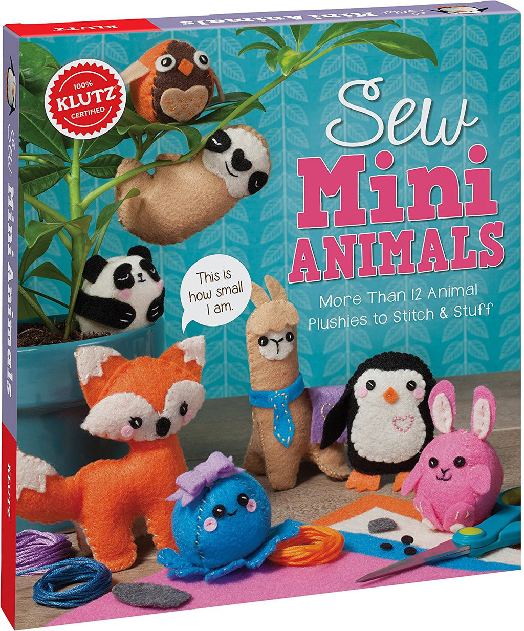 Klutz - 1338106449 | Sew Mini Animals