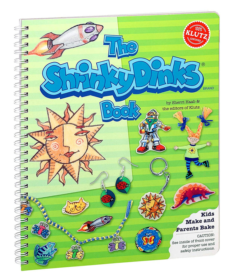 Klutz - 1570544077 | Shrinky Dinks Book