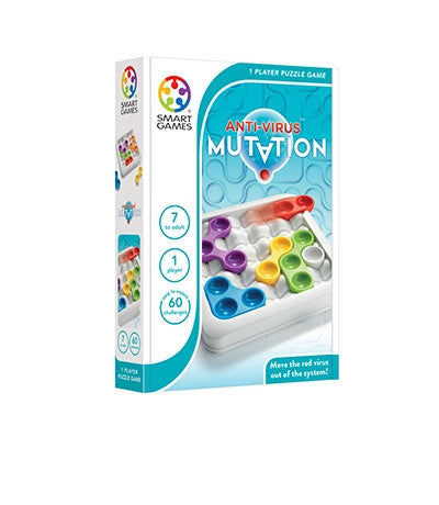 Smartgames - Anti-Virus Mutation Logic Game
