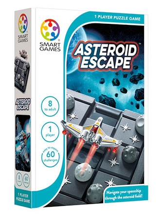 Smart Games - 521167 | Asteroid Escape