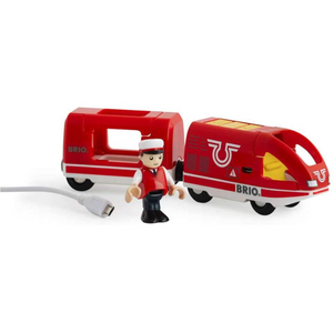 BRIO - 33746 | Travel Rechargeable Train