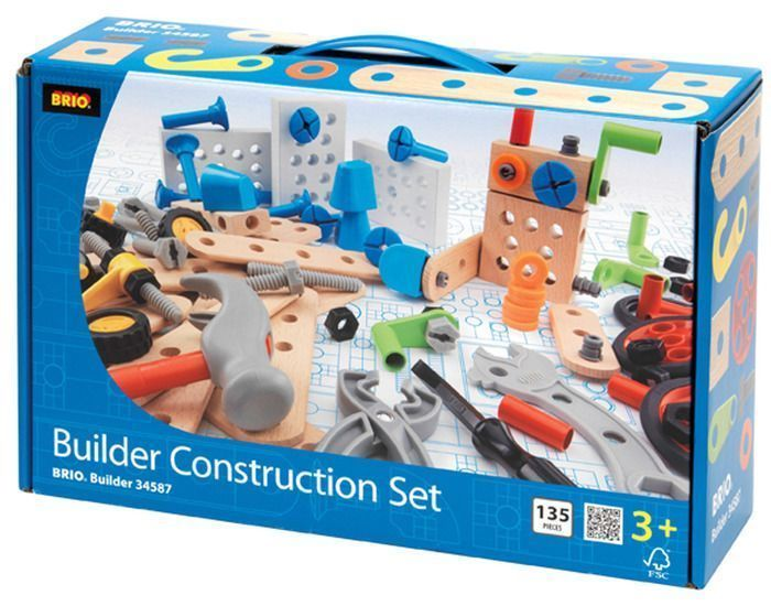 BRIO - 34587 | Builder: Construction Set