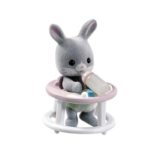 Calico Critters - CF1816 | Mini Case Rabbit Walker