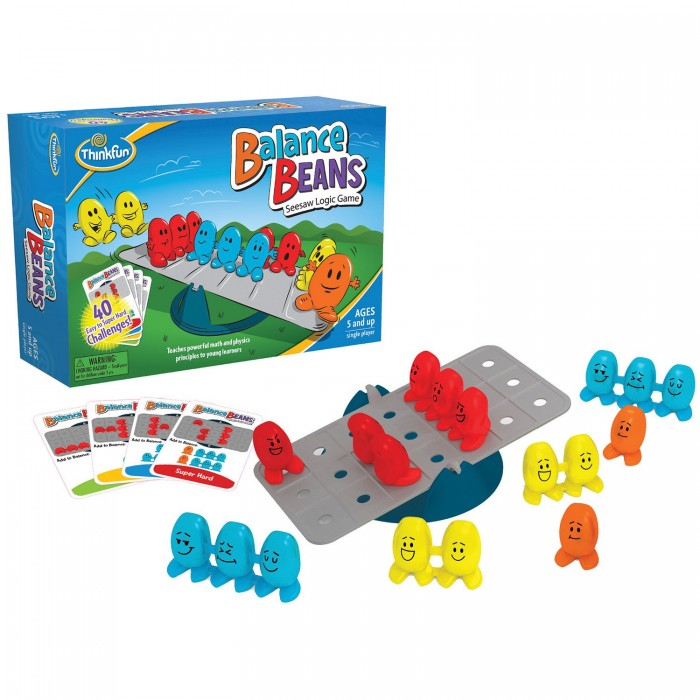 Smart Games & SmartMax - Balance Beans Game