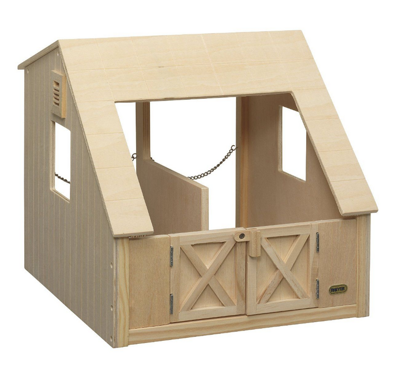 Breyer - 306 | Traditional/Classics: Wood Stable