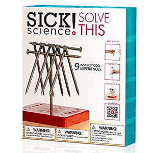 Be Amazing! - 6040 | Sick Science: Solve This