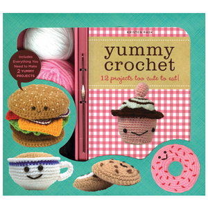 Becker & Mayer - LAB-376 | Yummy Crochet: 12 Projects too Cute to Eat!