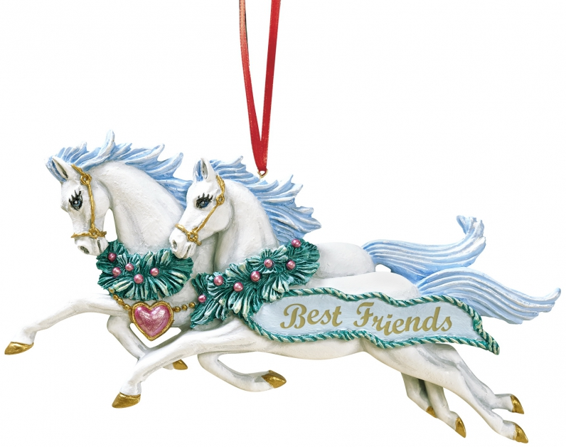 Breyer - 700642 | Holiday Collection: Best Friends Ornament